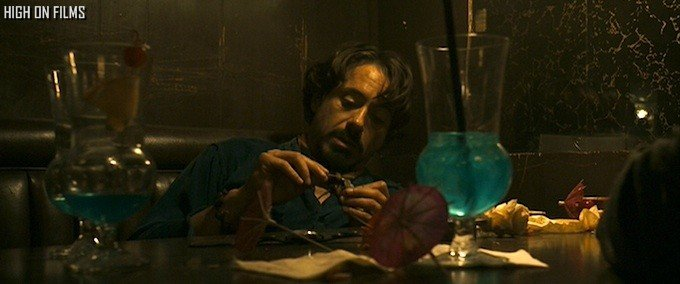 Robert Downey Jr. in Zodiac -  - dir. David Fincher