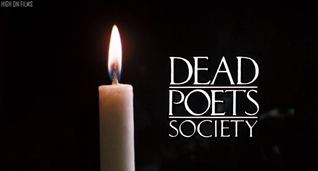 Dead Poets Society - Title Card