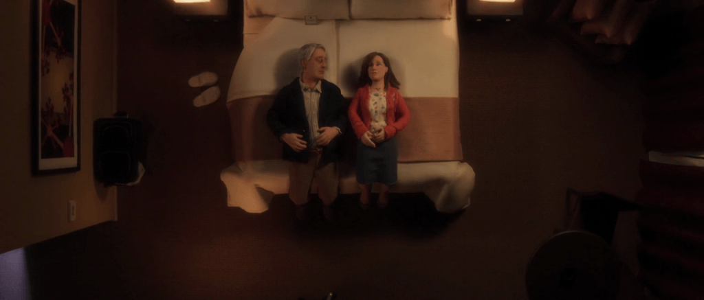 Double Feature Anomalisa