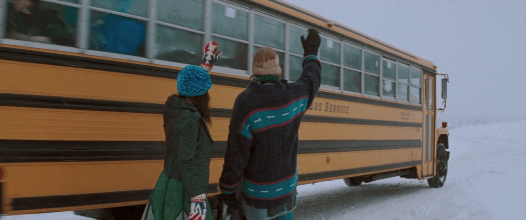 The Sweet Hereafter bus