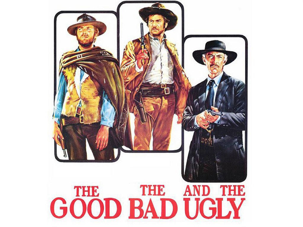 The Good, the Bad, and the Ugly