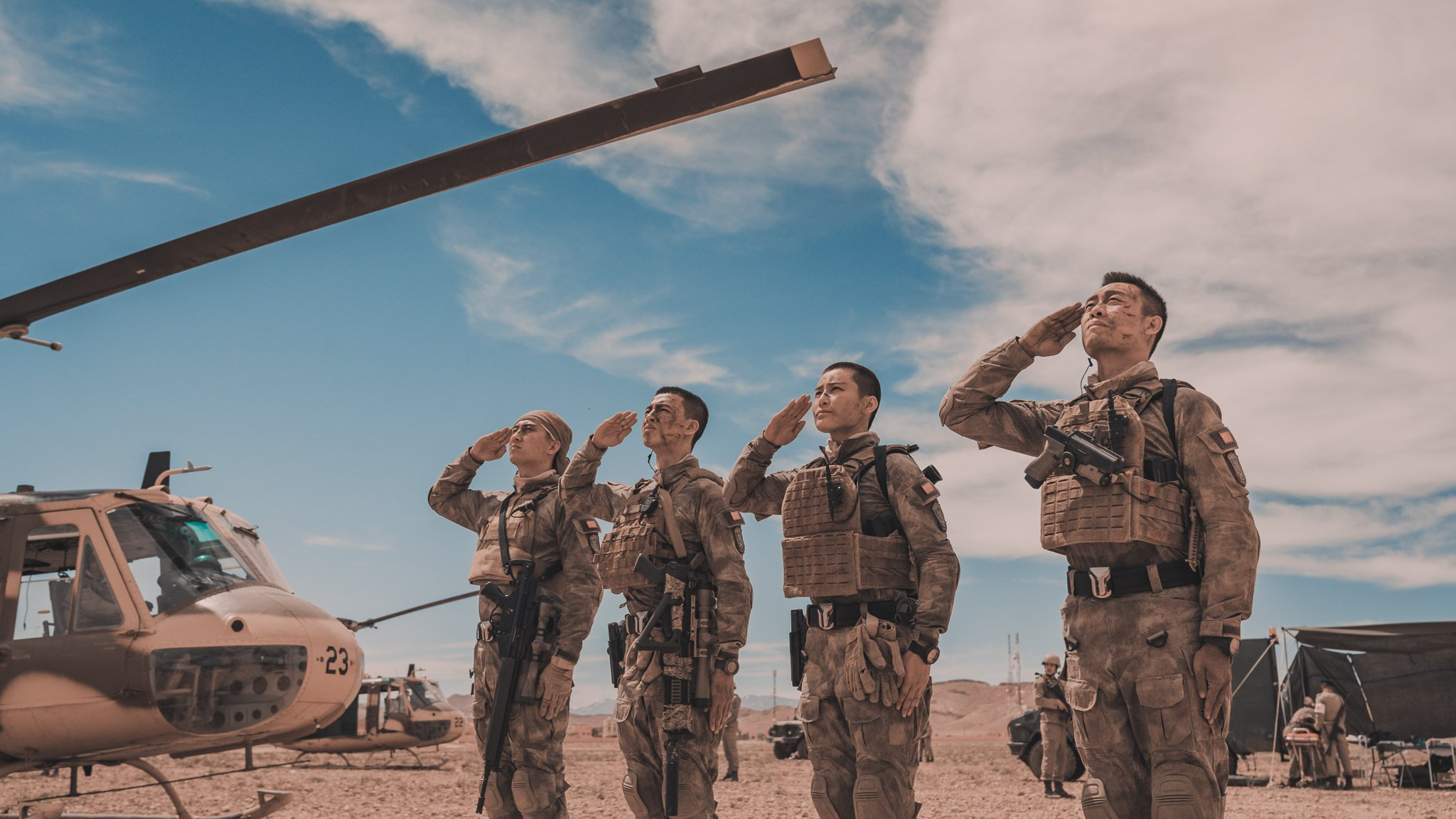 Operation Red Sea Image, Courtesy: NYAFF